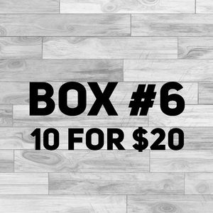 Other - Resellers Box #6 10 for $12